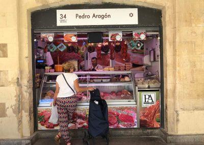 Puesto 034 – Carnicería Pedro Aragón