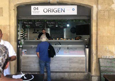 Puesto 004/005 – Origen
