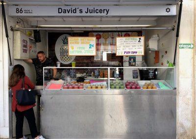 Puesto 086 – David's Juicery