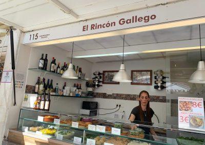 Puesto 115 – El Rincón Gallego