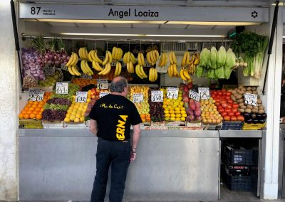 Puesto 087 – Frutas y verduras Angel Loaiza