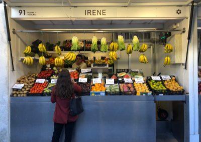 Puesto 091 – Frutas y Verduras Irene