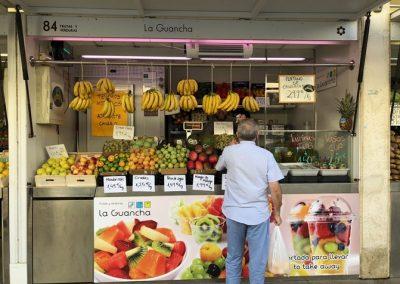 Puesto 084 – Frutas y verduras La Guancha