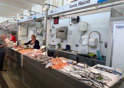Puesto 136 – Pescadería Sonia Recio