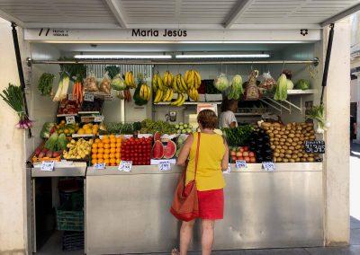 Puesto 077 – Frutas y Verduras María Jesús