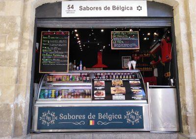 Puesto 054 – Sabores de Bélgica