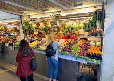 Puesto 095 – Frutas Ismael